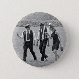 Miss Jubilee and the Humdingers Pinback Button