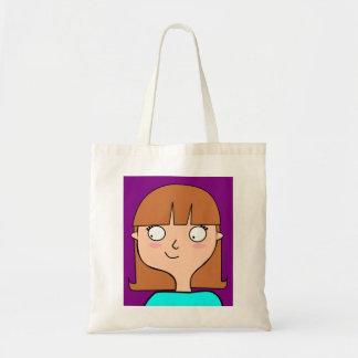 Miss Juju Tote Bag