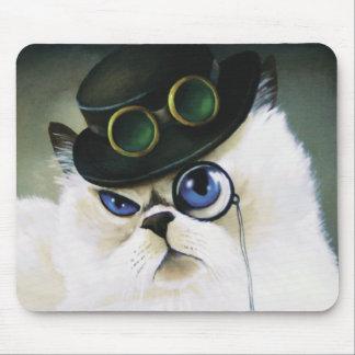 Miss. Kitty Bartholomew Mouse Pad