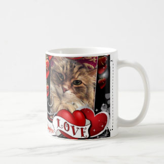 Miss Kitty Coffee Mug