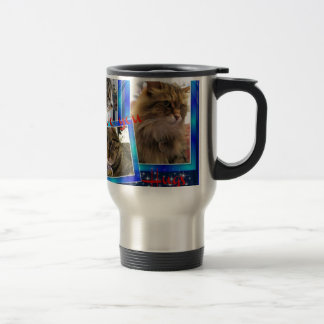 Miss Kitty-Face Travel Mug