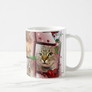 Miss Kitty Miiko Milo Coffee Mug