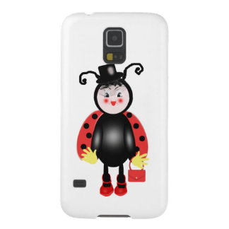 Miss Ladybird Galaxy S5 Case