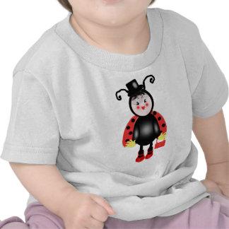 Miss Ladybird T Shirt