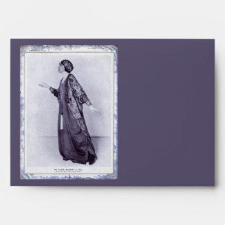 Miss Lillah McCarthy Envelope