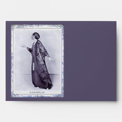 Miss Lillah McCarthy Envelopes