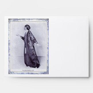 Miss Lillah McCarthy - TBA Winner Envelope