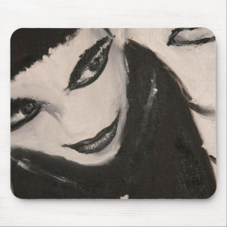 Miss LillyPat Mousepad