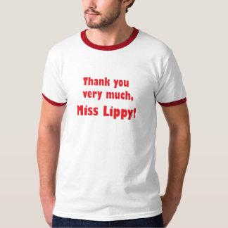MISS LIPPY-T T-Shirt