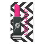 Miss Makeup Pink 2 Business Card