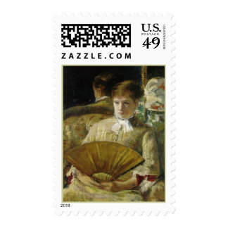 Miss Mary Ellison, Mary Cassatt Postage Stamps