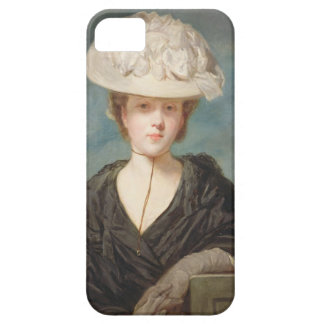 Miss Mary Hickey, 1770 (oil on canvas) iPhone SE/5/5s Case