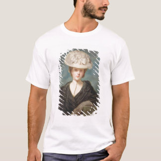 Miss Mary Hickey, 1770 (oil on canvas) T-Shirt