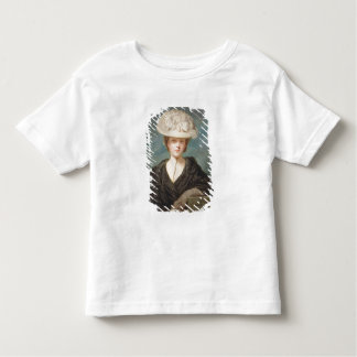 Miss Mary Hickey, 1770 (oil on canvas) Toddler T-shirt