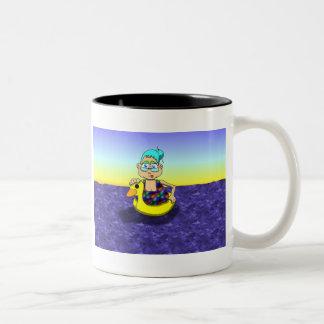 Miss May Two-Tone Coffee Mug