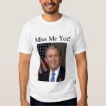 ¿Miss Me todavía? George Bush Polera