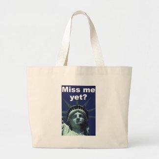 ¿Miss Me todavía? (Libertad) Bolsa
