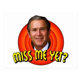 ¿Miss Me todavía? Postales de George W Bush