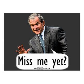 ¿Miss Me todavía? Tarjetas Postales