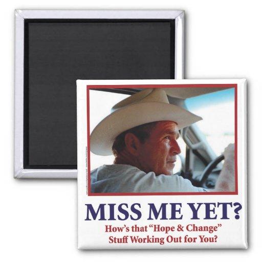 Miss Me Yet? Fridge Magnet