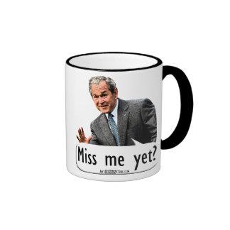 Miss me yet? ringer mug