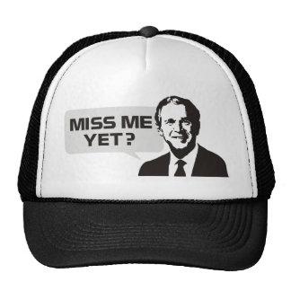 MISS ME YET TRUCKER HAT