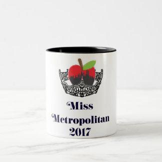 Miss Metropolitan mug
