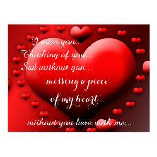 Broken Heart Cards   Zazzle
