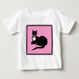 Miss Molly Pink Dot Baby T-Shirt