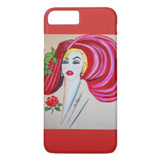 MISS MONROE iPhone 8 PLUS/7 PLUS CASE