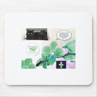 Miss Moo Mouse Pad