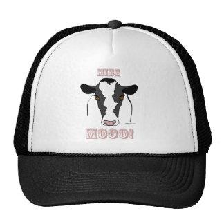 Miss Mooo! Trucker Hat