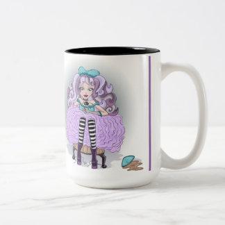 Miss Muffet Mug