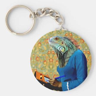 Miss Myers - Iguana: Keychain