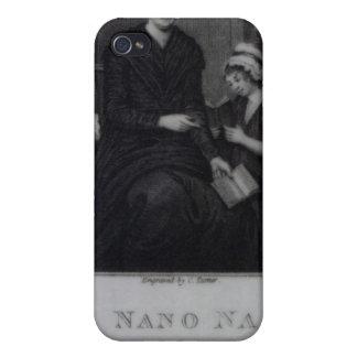 Miss Nano Nagle 1809 iPhone 4 Cases