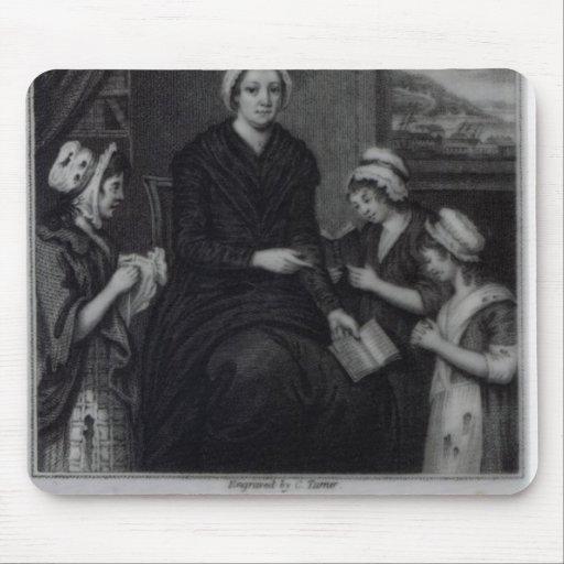 Miss Nano Nagle, 1809 Mousepad