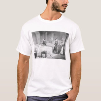Miss Nightingale in the Hospital at Scutari, engra T-Shirt