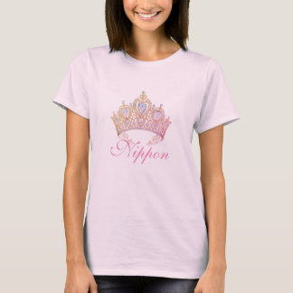 Miss Nippon Women's Crown Top