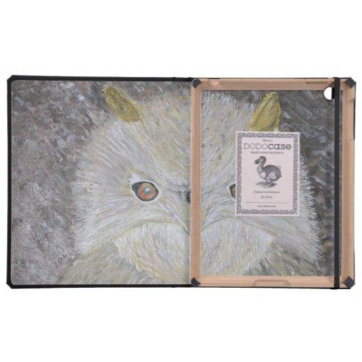 Miss Owl iPad Folio Case