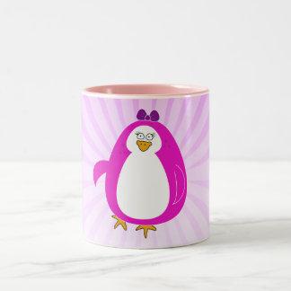 Miss Penguin Mug