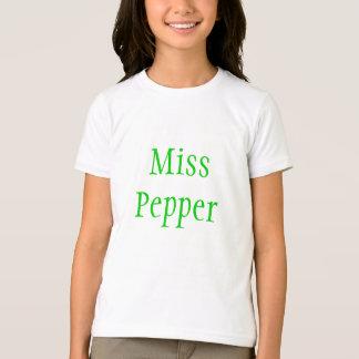 Miss Pepper T-Shirt