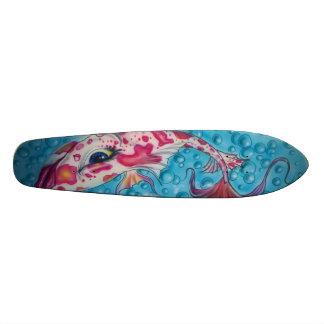 Miss Phish Skateboard Deck