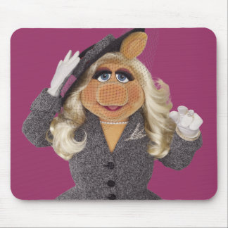 Miss Piggy 2 Mouse Pad