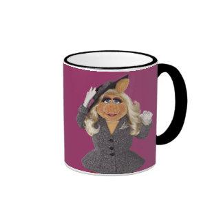 Miss Piggy 2 Ringer Coffee Mug