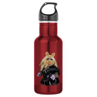 Miss Piggy 3 Water Bottle