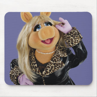 Miss Piggy 4 Mouse Pad