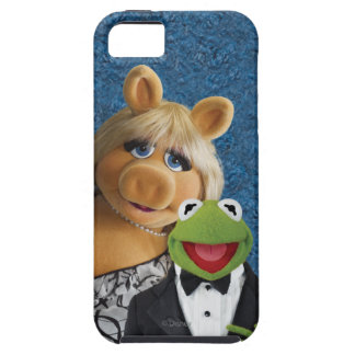 Miss Piggy and Kermit iPhone 5 Cover