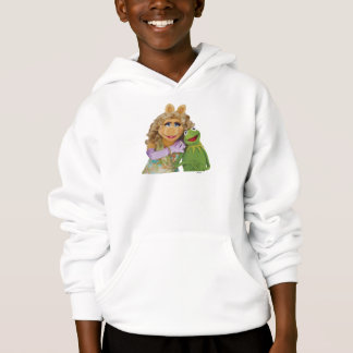 Miss Piggy and Kermit Hoodie