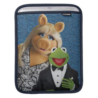 Miss Piggy and Kermit iPad Sleeves