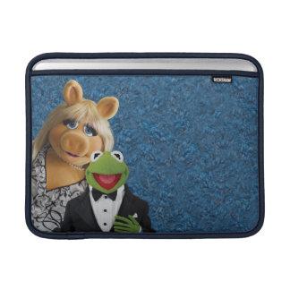 Miss Piggy and Kermit MacBook Sleeve